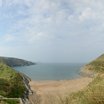 Traeth y Mwnt, Pembrokeshire Coast AONB_Panorama1