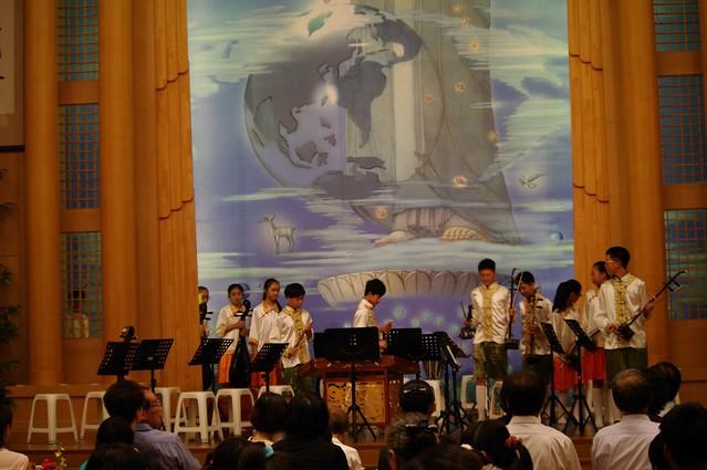 20140928,東中參加慈濟921十五年感恩音樂會 - 015