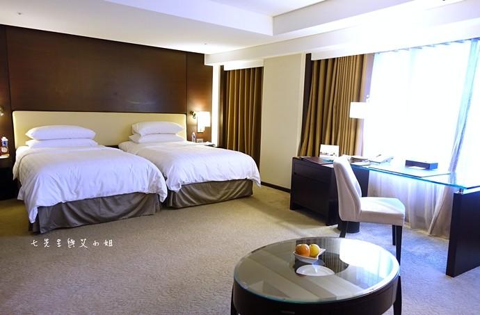 27 香格里拉台南遠東國際飯店 豪華閣 環境 住房