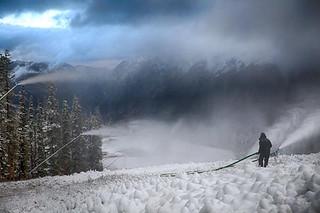 Copper Mountain Snowmaking