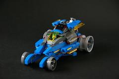 70816 Benny's Spaceship Alt Build