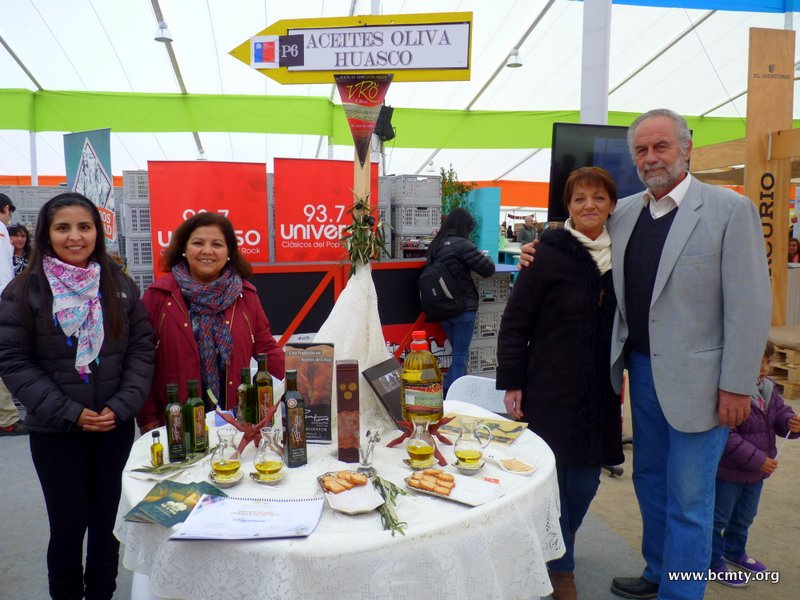 Productores locales en Echinuco 2014, www.bcmty.org