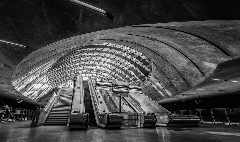 Canary Wharf Station [Explored]