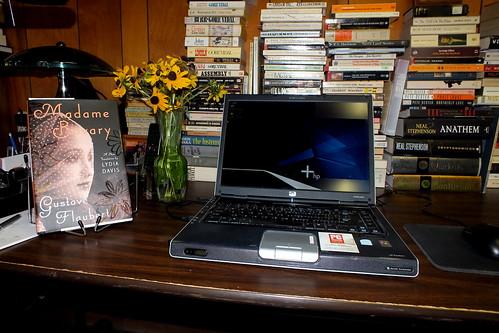old lap top computer