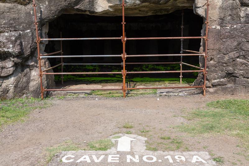 Cave no. 19 A