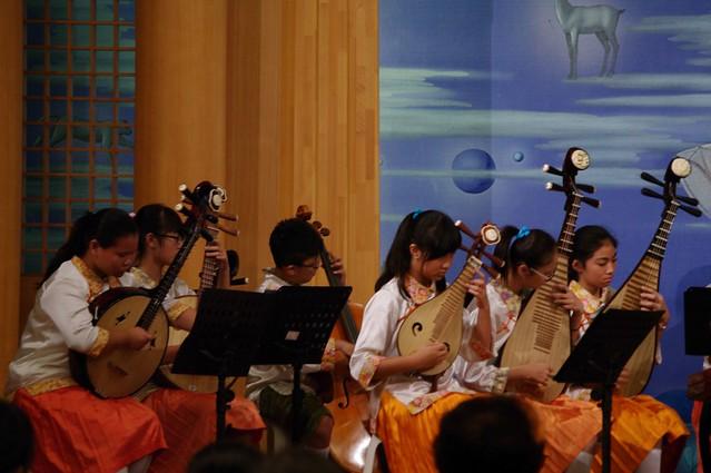 20140928,東中參加慈濟921十五年感恩音樂會 - 021