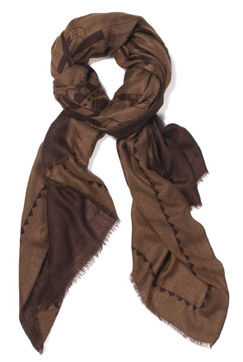 """Wands"" Cashmere Scarf"
