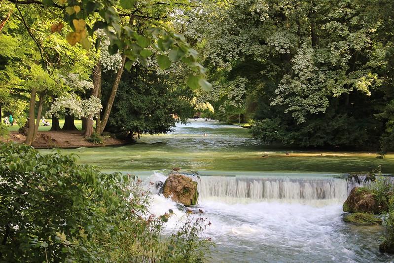 river english garden