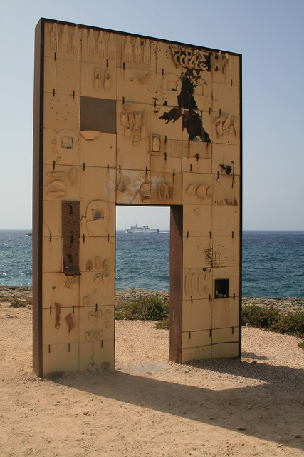 Lampedusa agosto 2014