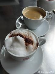Cappuccino & Cafe au Lait