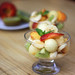 Fruit Salad With Melon And Honey