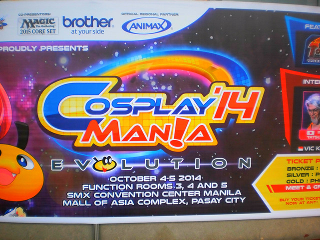 Cosplay Mania 2014