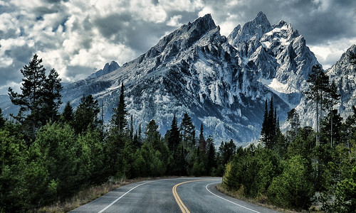 A Road to the Peaks