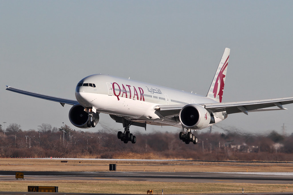 A7-BAO - B77W - Qatar Airways