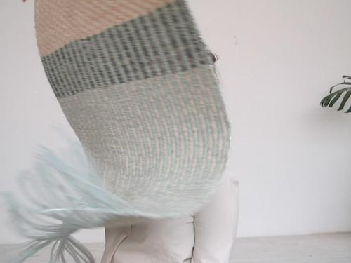 handwoven wallhanging - Hermine Van Dijck