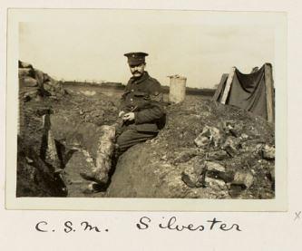 8 Sgt Sylvester