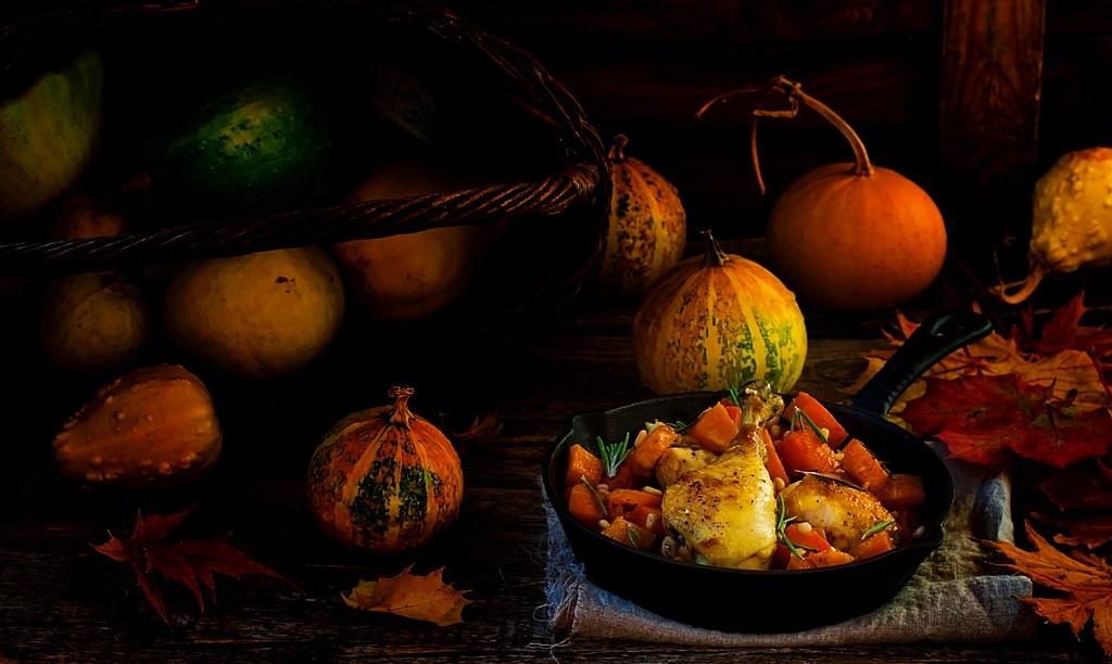 chicken with pumpkin.7