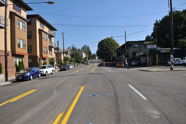 E Burnside lane redesign project-4