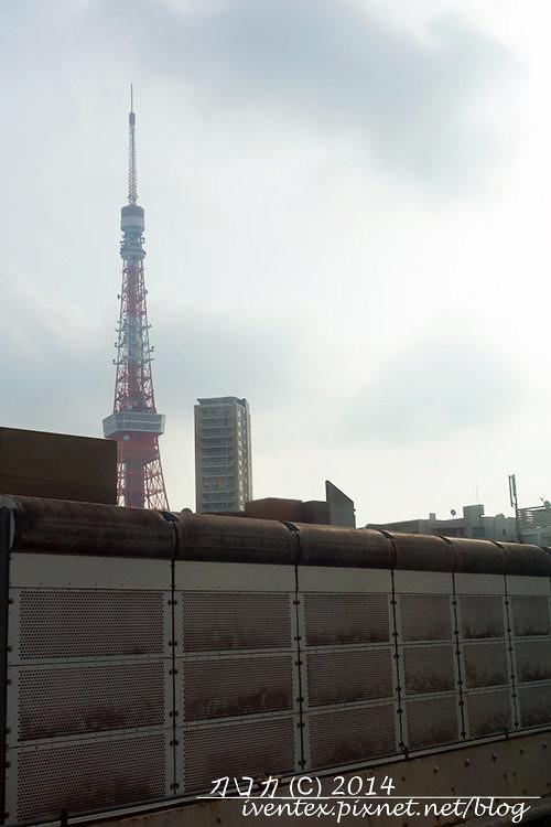 15刀口力日本東京鐵塔