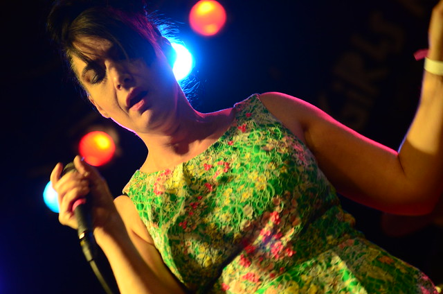 girls rock nc rally: the julie ruin @ cat's cradle