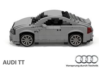 Audi TT (Mk1 - 1998)