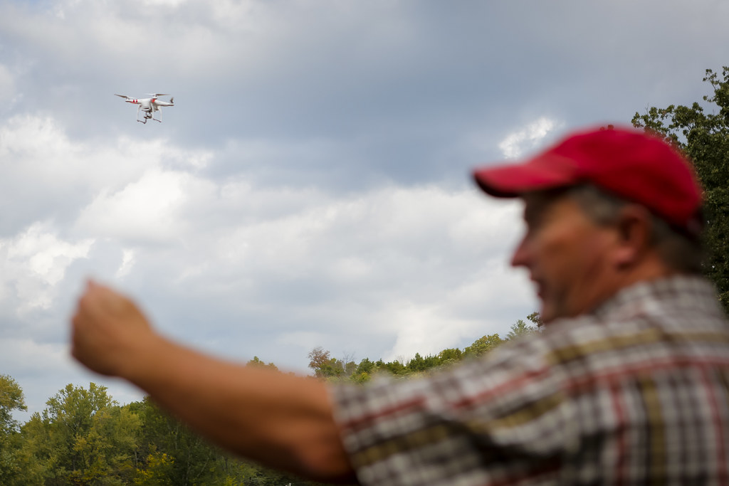 Different Uses of Drone Cameras