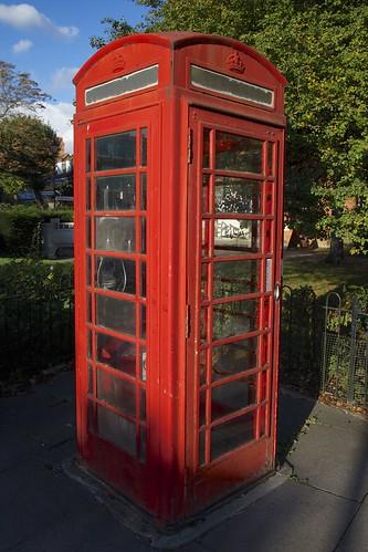 The Avenue Phone Box 1