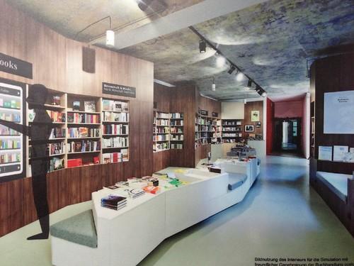 Bookshelf 2.0, Olivia Tomaschek - Frankfurt Buch Fair