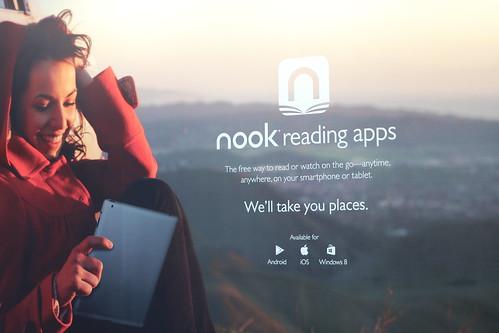 Nook - Frankfurt Buchmesse 2014