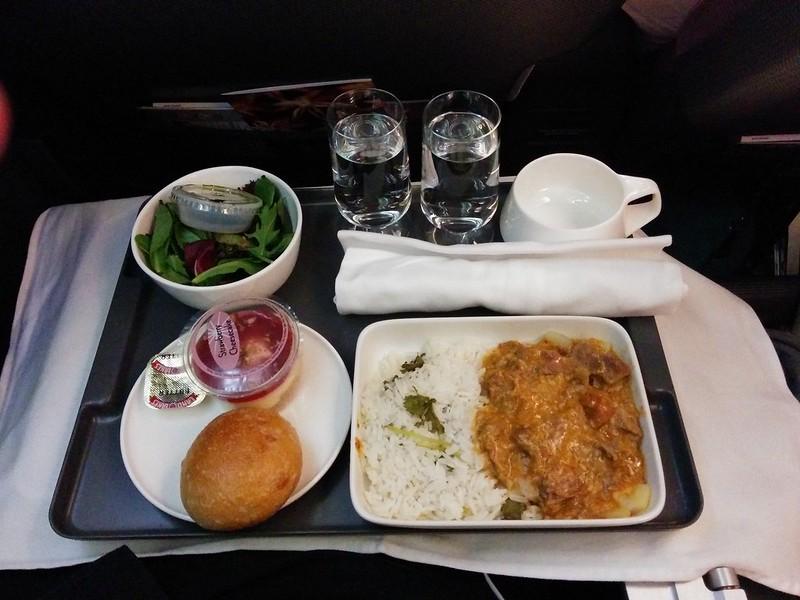 Qantas PEY Dins