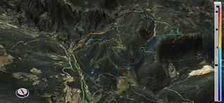 Senders a la Vall de Lord 3D