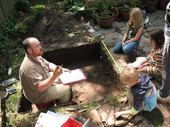 Archaeologist & Kids