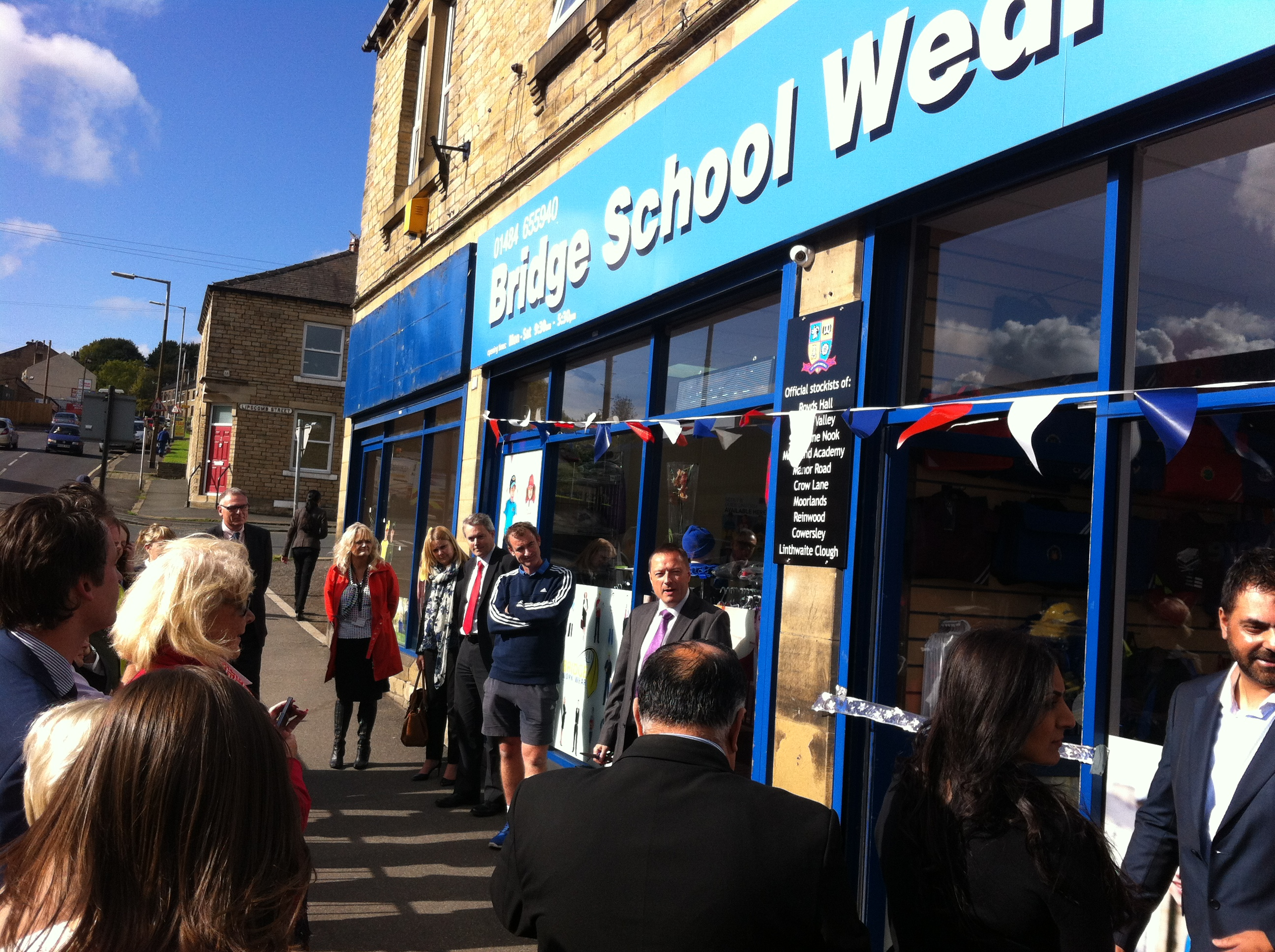 Bridge School Wear Opening 1