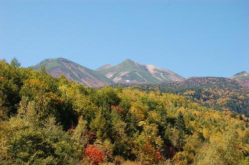 ★乗鞍高原の秋と畳平★乗鞍岳から…