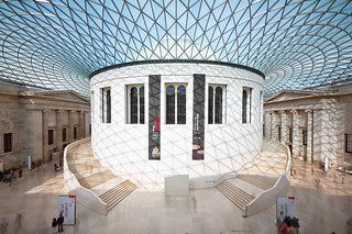 Classic meets Modern - The British Museum