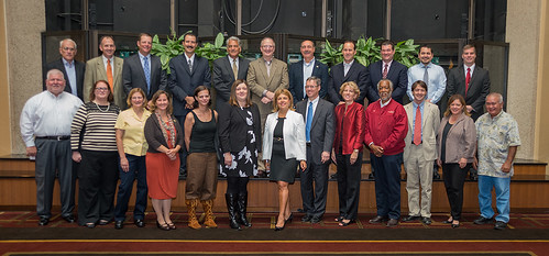 The USDA Fruit and Vegetable Industry Advisory Committee had its first meeting Sept. 29-30 in Crystal City, Va. USDA Photo Courtesy of Bob Nichols.