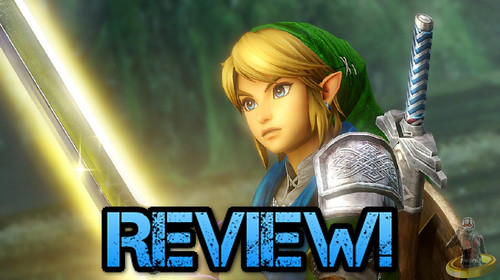 Hyrule Warriors Review!