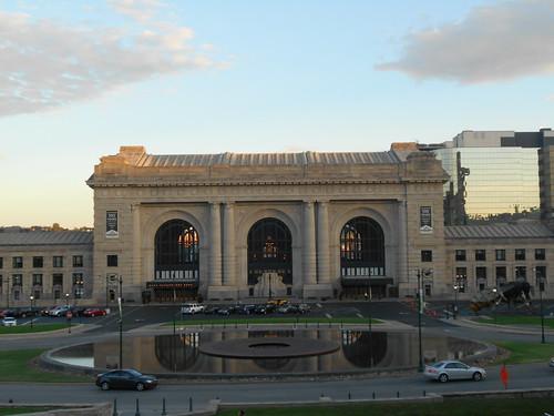 Union Station at dawn