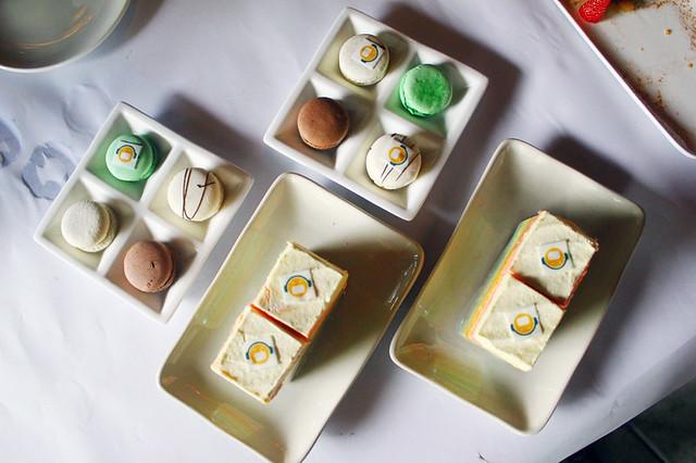 Dessert Top Down