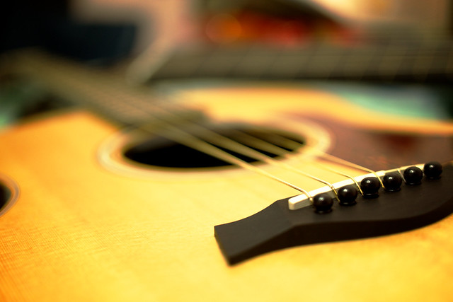 Photo:Taylor Guitar By JohnnyLCY