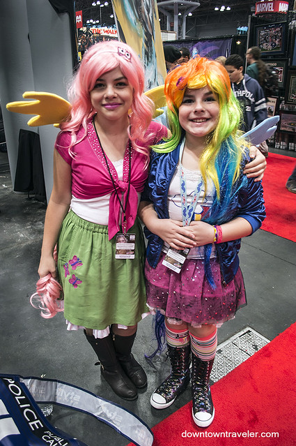 NY Comic Con 2014 My Little Pony Kids