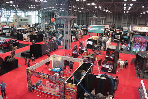 New York ComicCon 2014