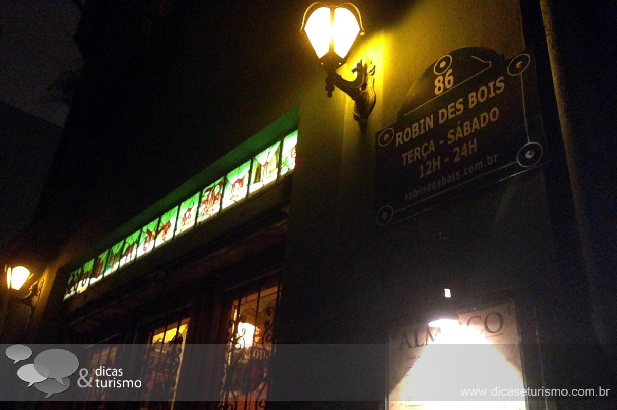 Restaurant Week - Robin des Bois 4