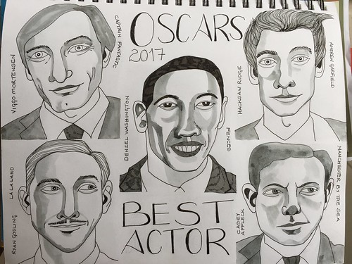 Oscars - Best Actor | by Pict Ink