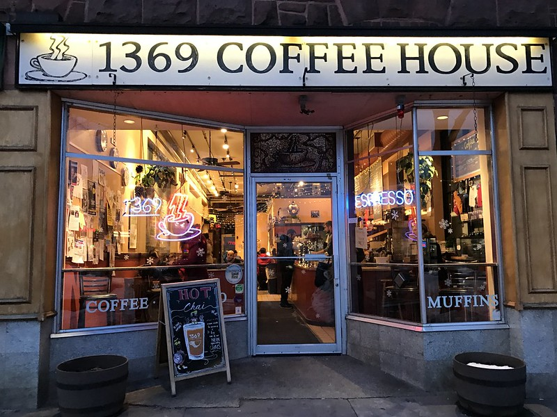 1369 Coffee House, Cambridge