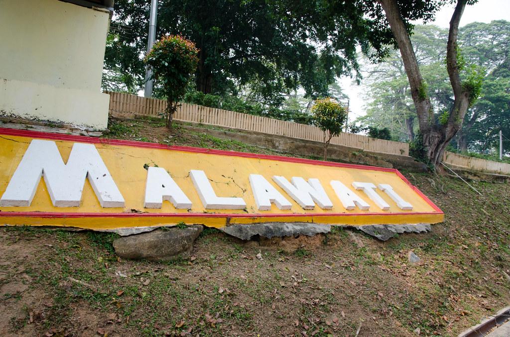 Bukit Malawati Kuala Selangor.