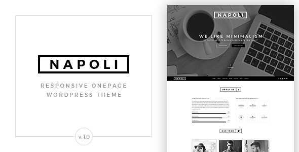 Napoli WordPress Theme free download