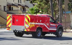 Avalon CA Fire Dept - Ford F350 Truck (1)