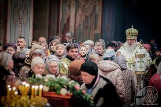 Всенощное бдение в Соийском соборе 510