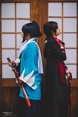Yamato no Kami Yasusada (大和守安定) & Kashuu Kiyomitsu (加州清光)